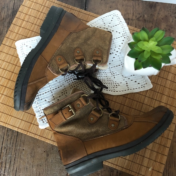 0c78294e692 UGG Cecile Waterproof Boots 7.5